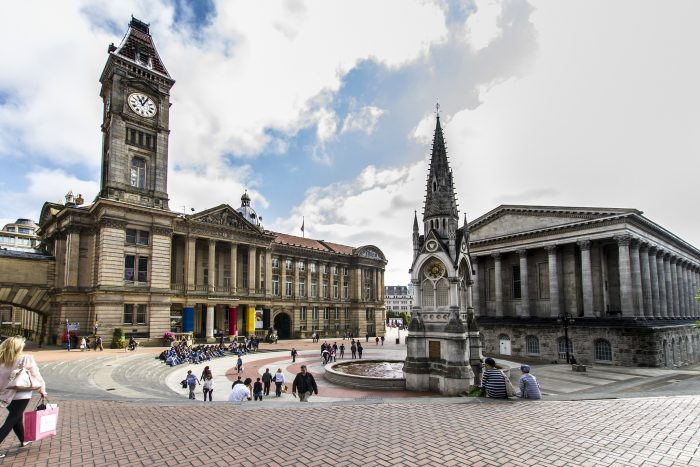 2. The city was named after Birmingham in the UK.