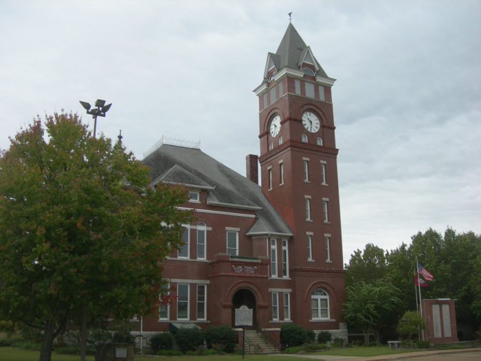14.Arkadelphia became a settlement because a blacksmith wanted to live there.