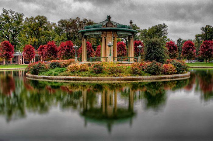 2. Forest Park, St. Louis
