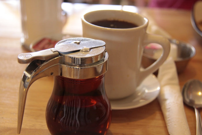 5. You'll never be able to enjoy that man-made maple syrup knockoff that they serve in restaurants.