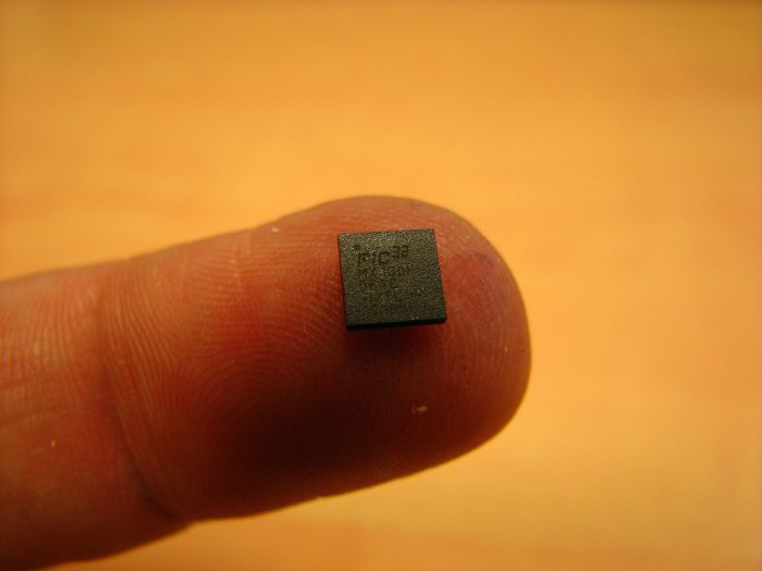 7. A Texan invented the microchip.