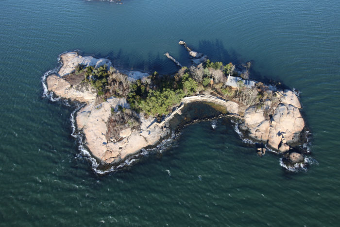 4. Outer Island, off Branford, is a bird refuge accessible by ferry.