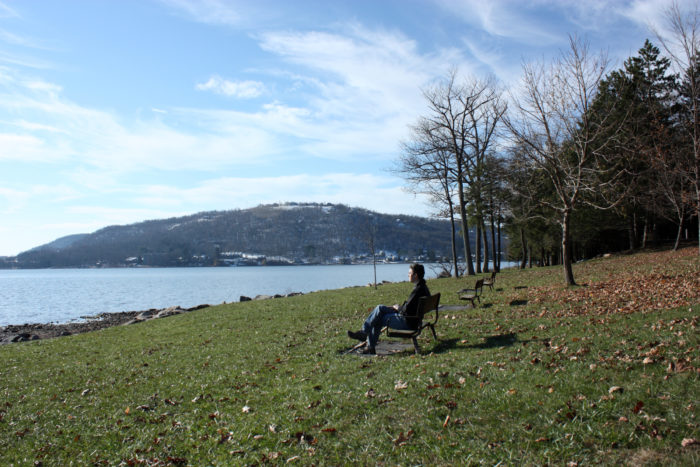 Or, simply just go to Deep Creek to look at the views. Spend some quiet time among the mountains and appreciate Maryland's most magnificent lake.