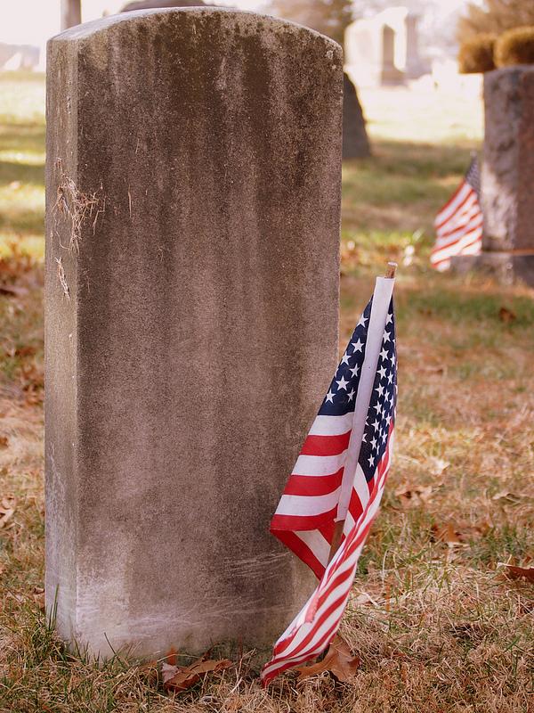 4. Old Veteran Cemetery, Warwick