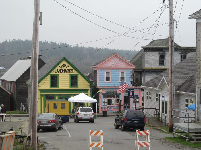 19. Head north to Lubec for a taste of another Maine.