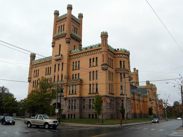 2. If you must stay in Providence, try and make it to the Armory on the west side!