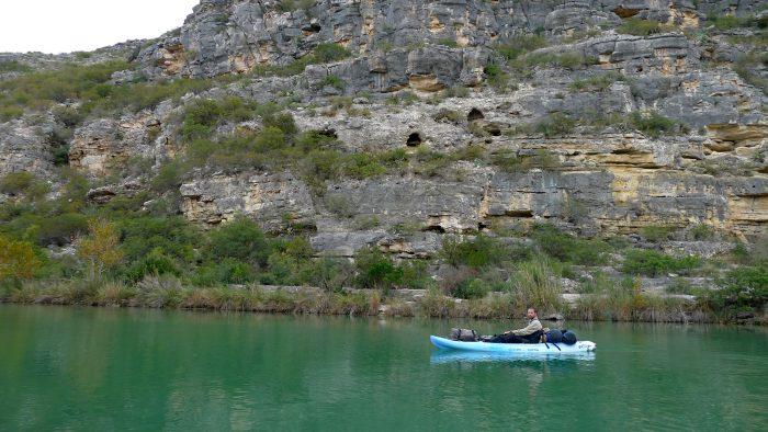 2. Devil's River