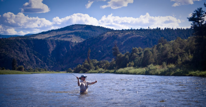 2. Also get ready to get up at 5am and spend nine hours on the river on Saturdays, waiting for that perfect beauty.