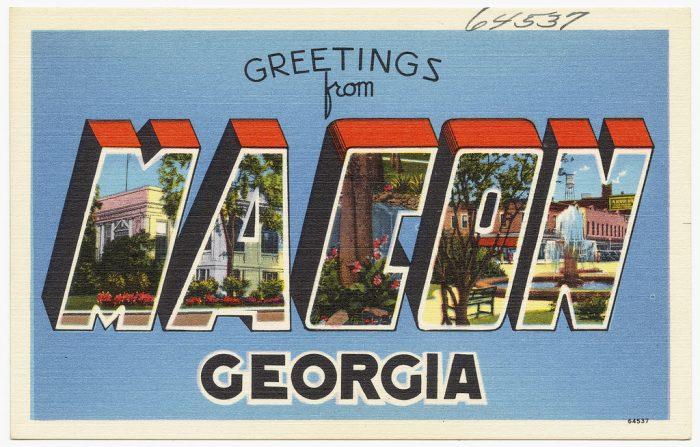 1. Macon, Georgia