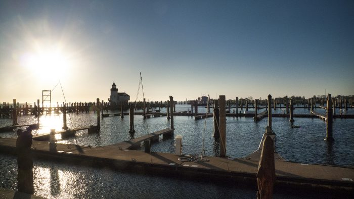 6. Let your love of boating swell at the docks in Old Saybrook.