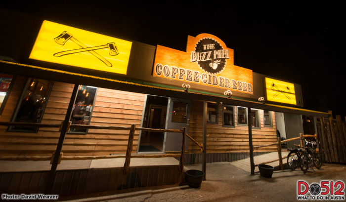 10. Buzzmill has the cozy look and feel of an old general store and serves coffee, beer, and cider - Oh my!