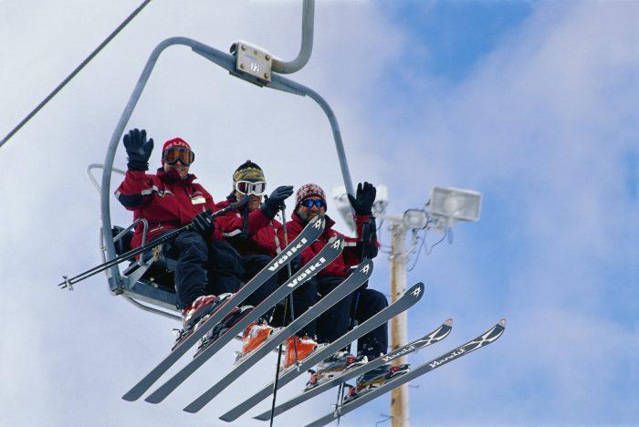 11. Go skiing on Mt Hood.