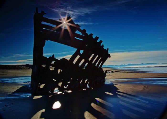 11. See a real life shipwreck.