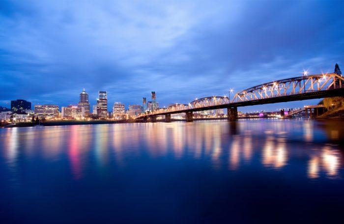 4. Visit Portland.