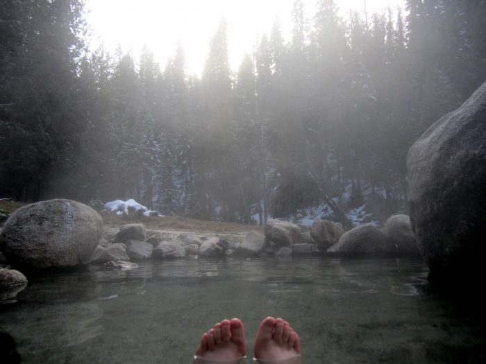 4. Jerry Johnson Hot Springs, Clearwater National Forest
