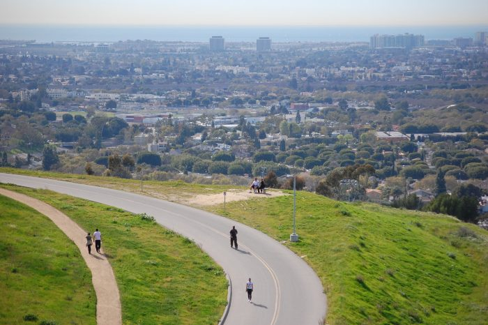 8. Baldwin Hills Scenic Overlook in Culver City