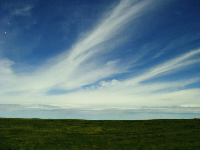 2. The wide open spaces give plenty of room to find yourself.