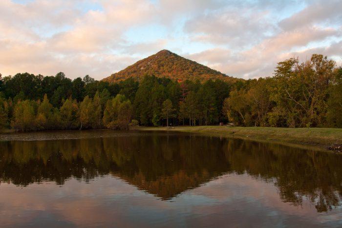 11. Pinnacle Mountain