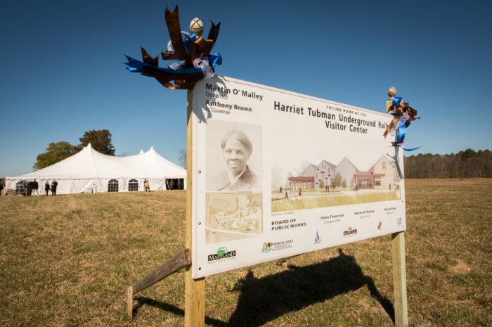 2. Harriet Tubman Underground Railroad Byway