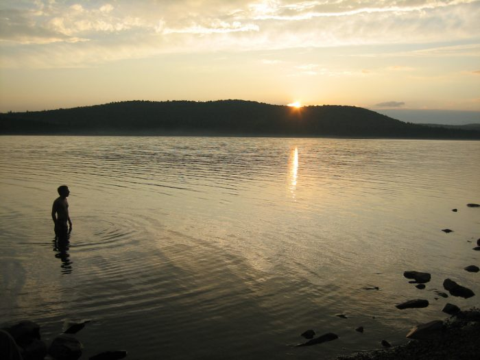 12. Take a trip up to the Allagash Waterway.