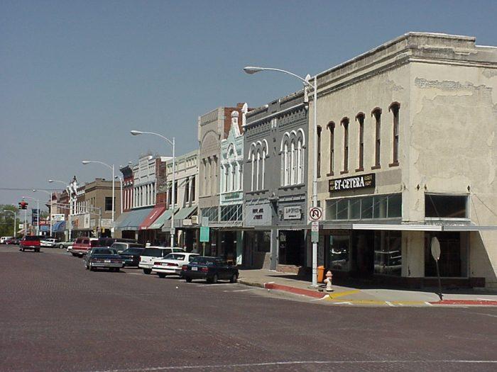 10. Seward, Seward CountyPopulation: 6,964