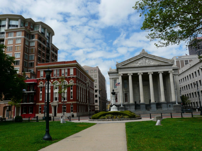 4) And if you want to play a game in Lafayette Square, you must obtain written permission.