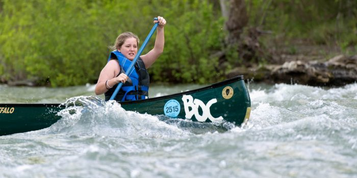 17. Canoe down the Buffalo National River.