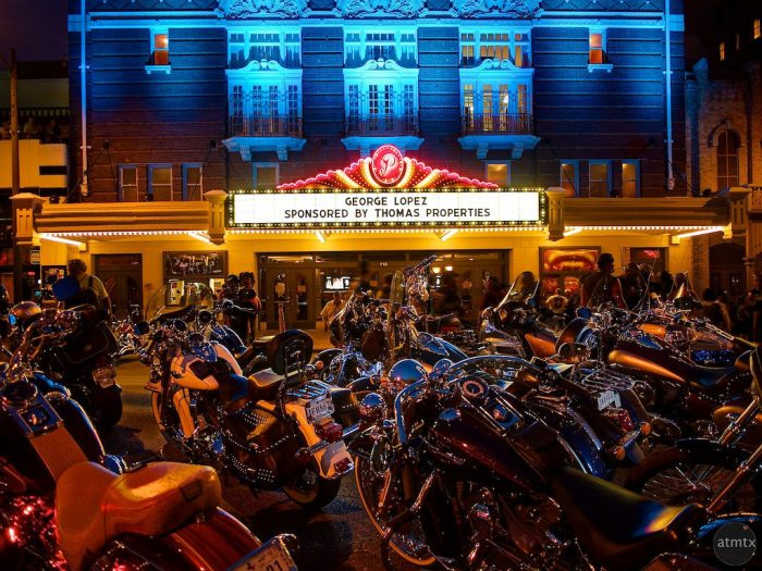 6. Watch all films on the Paramount Theater summer movie list.