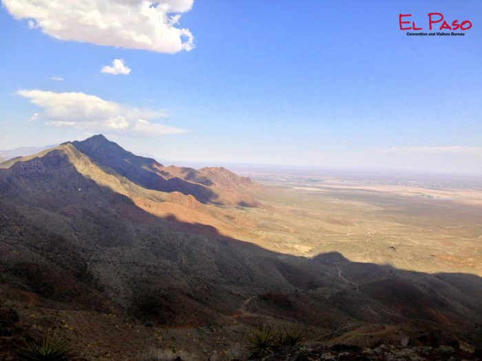 4. The Mine in the Mountains (El Paso)