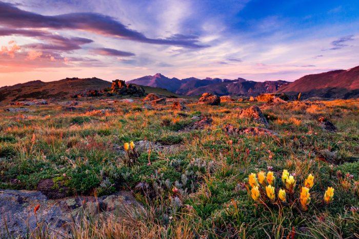 3. Rocky Mountain National Park