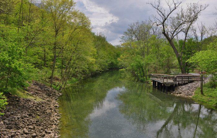 4. Caesar's Creek (Waynesville)