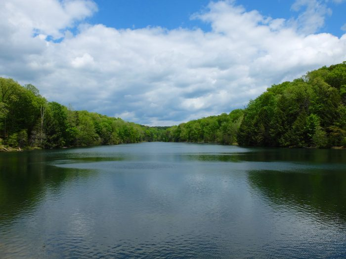 10. Rose Lake (Hocking Hills Reservoir)