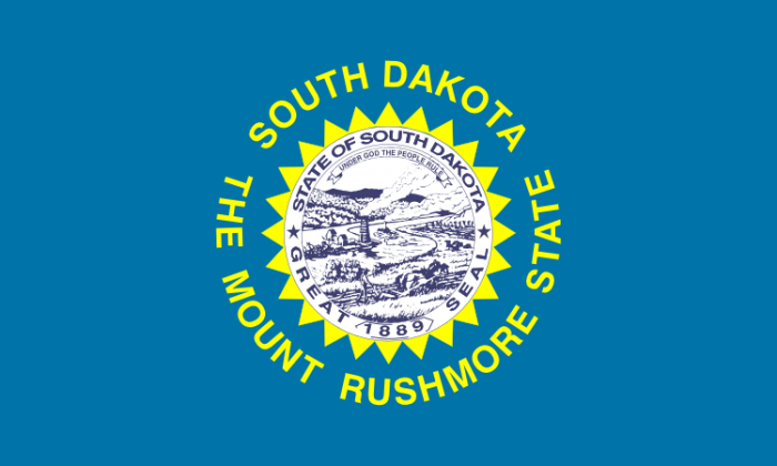 "10. South Dakota used to be ""The Sunshine State."""