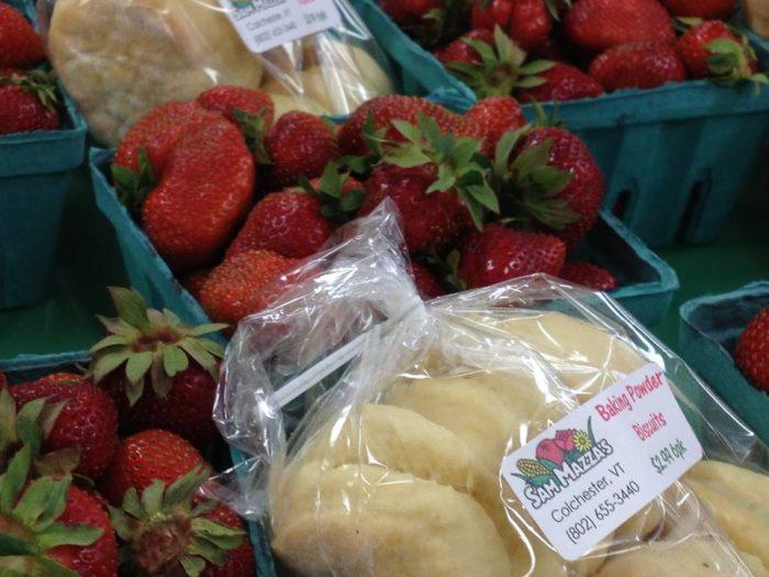 2.  Annual Strawberry Festival - June 18th, Colchester