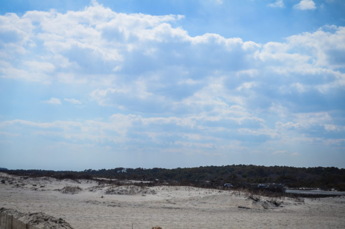 2. In fact, it was discovered that Assateague Island is too unstable to build upon. This is good however, because the views remain scenic and unspoiled.
