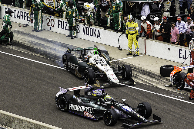 8. The Indy 500