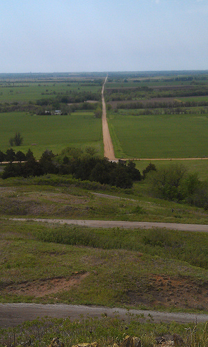 8. Prairie Trail Scenic Byway