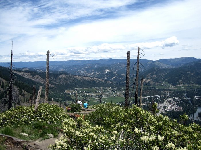 2. Icicle Ridge