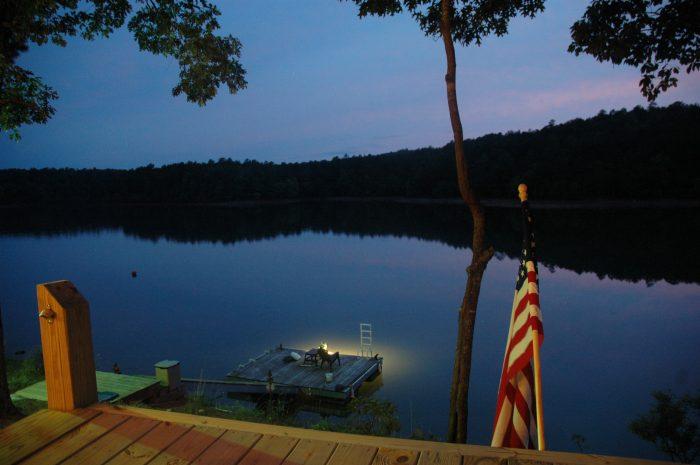 8. Lake Wedowee