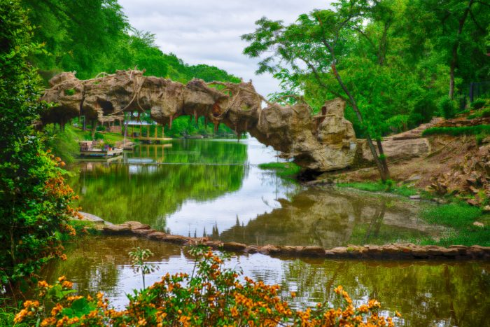 12. Old Mill Park (North Little Rock)