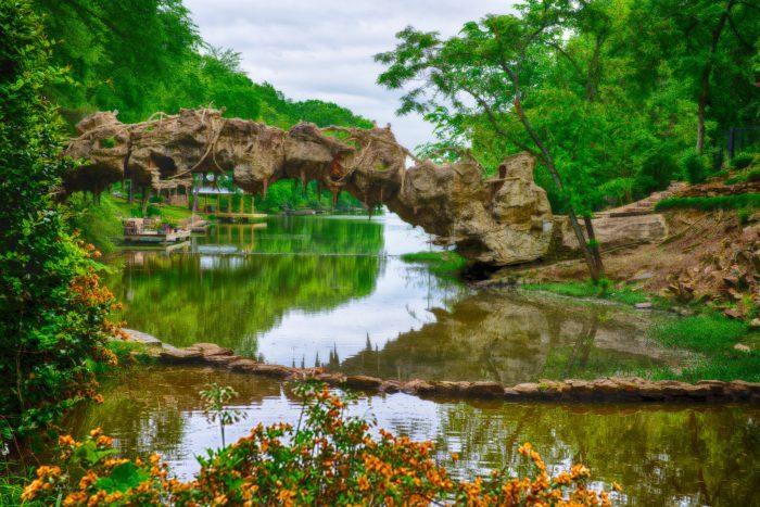 10. Arkansas: T.R. Pugh Memorial Park
