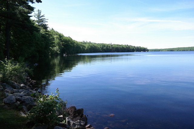 2. Wallum Lake, Burrillville