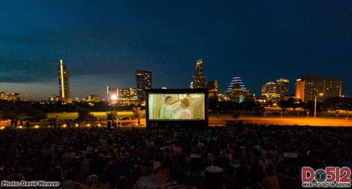 7. We find the best ways to enjoy Zilker Park's vast lawn. Movies with a view of the skyline, perhaps?