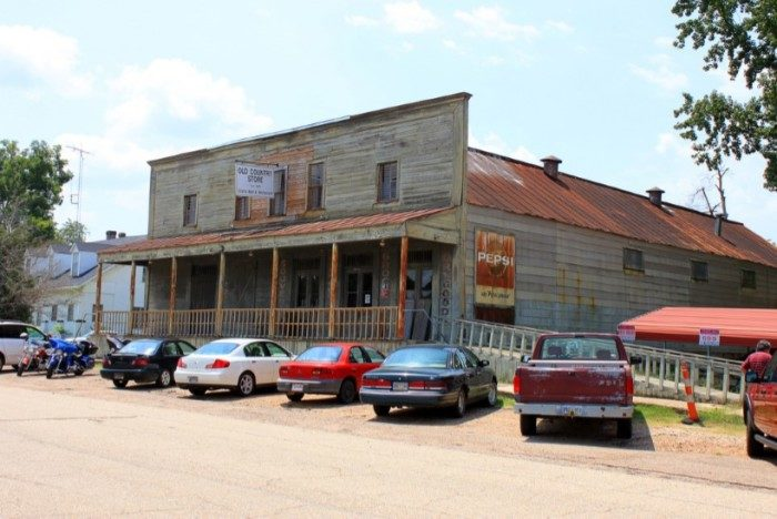 8. The Old Country Store, Lorman
