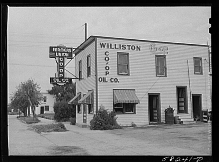 2. Williston