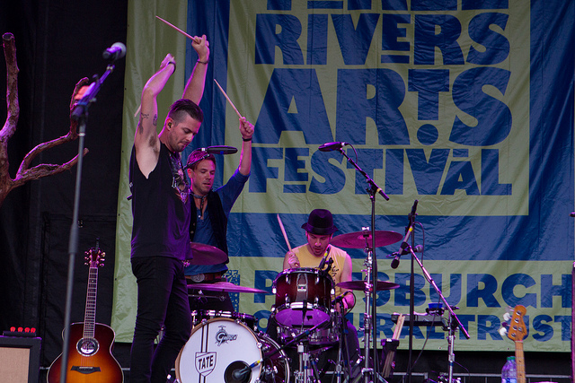 8. Downtown Pittsburgh: Three Rivers Arts Festival