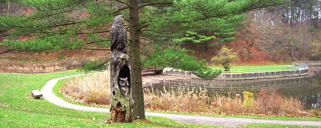 9. Deer Lakes Park