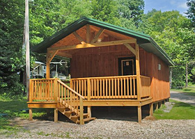 9. Peaceful Valley Campground