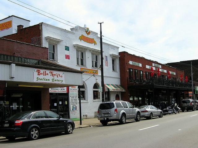 9. The Strip District