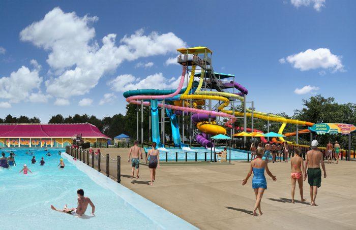 9. Oceans of Fun – Kansas City, Mo.